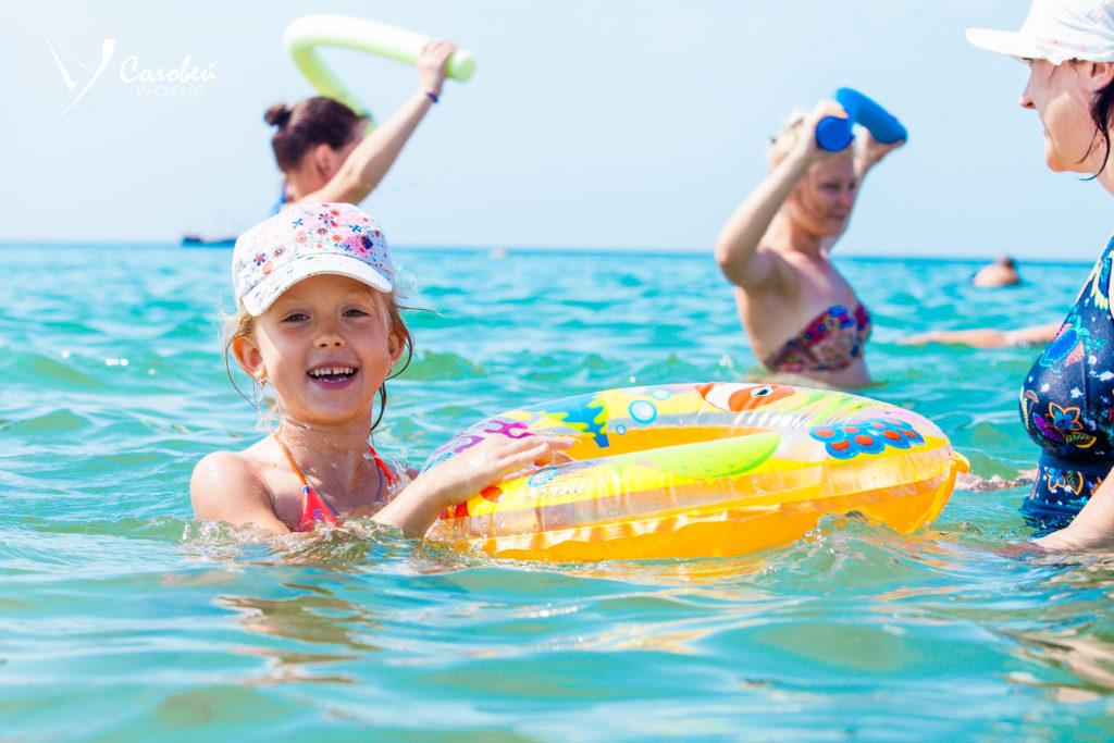 Чем полезен отдых на море - Отвечает медик