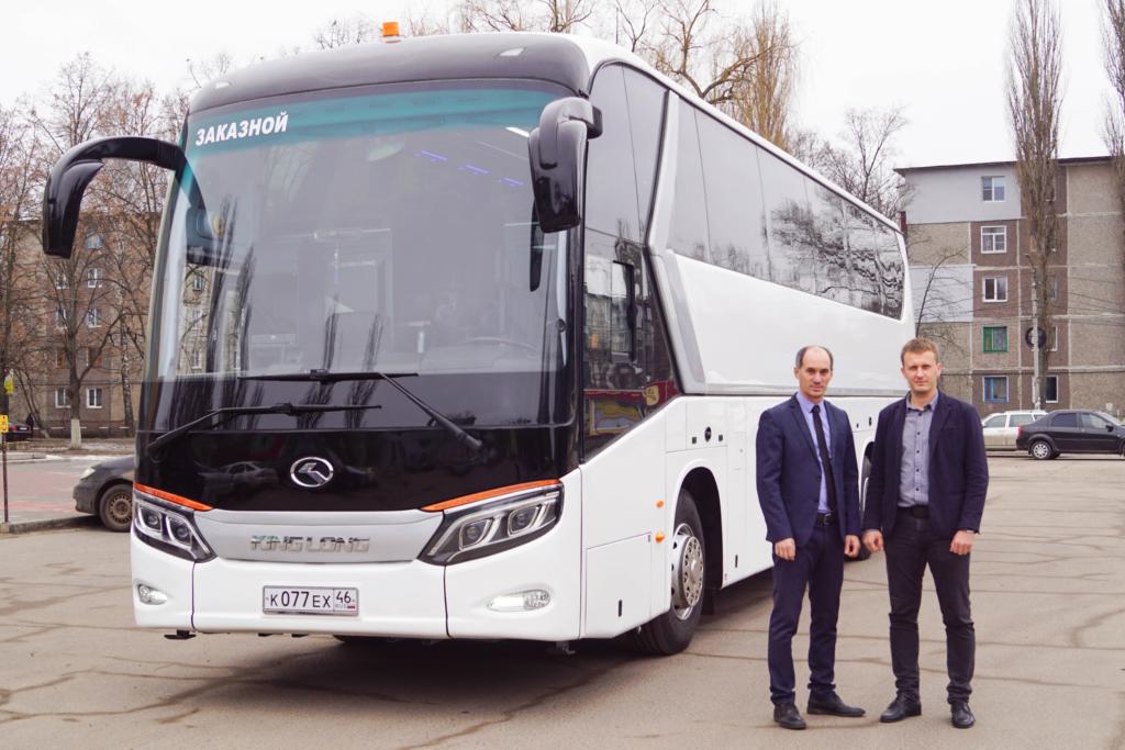 Автобус Курск-Анапа