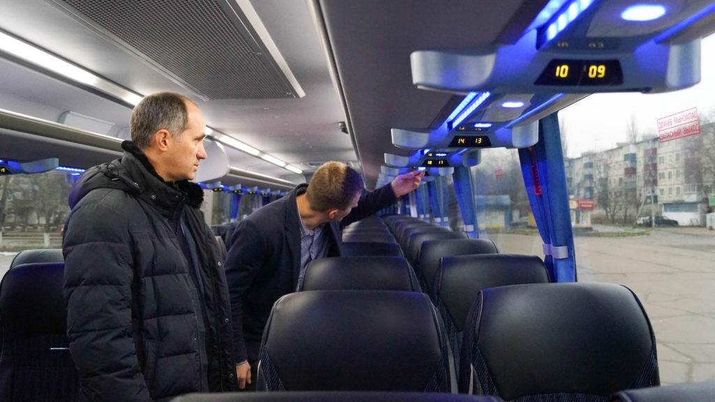 Автобус из Курска в пансионат Соловей